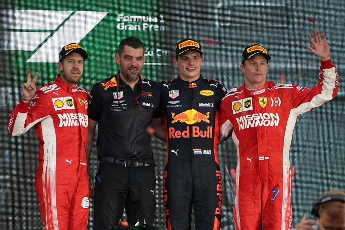 F1 | Gran Premio del Messico: l'analisi della gara