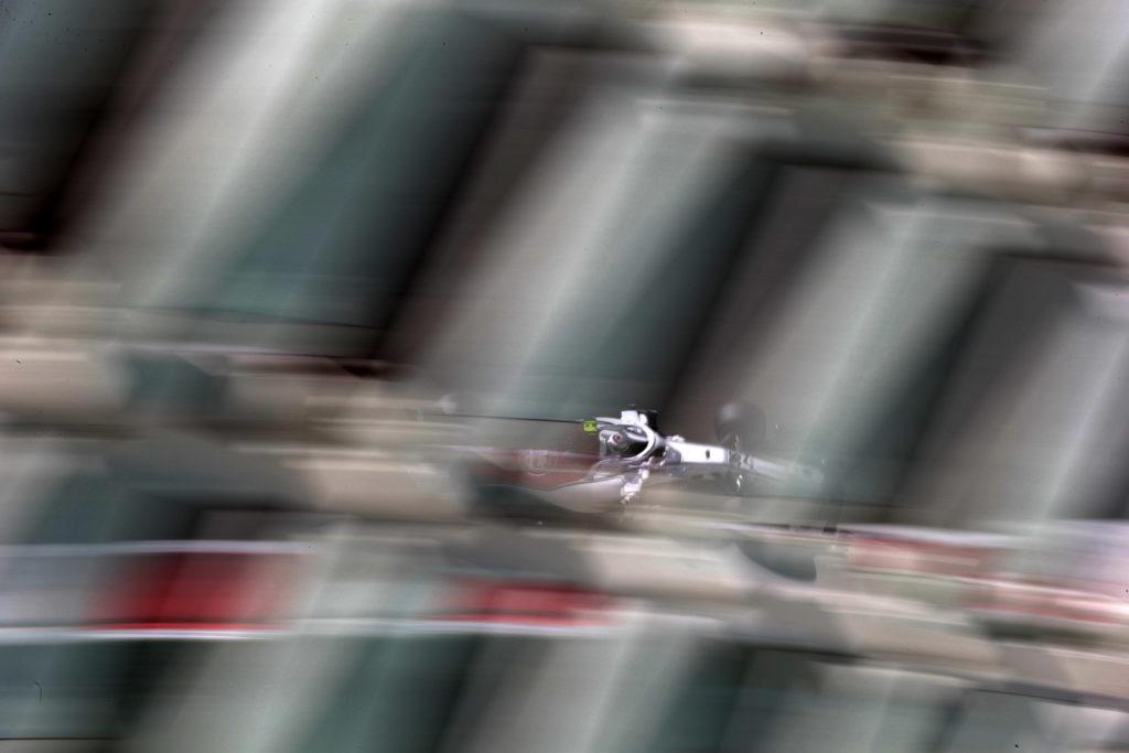 Test F1 Abu Dhabi   Primi chilometri in pista per Kimi Raikkonen con l'Alfa Romeo Sauber
