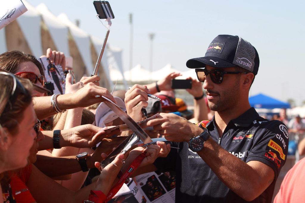 """F1   Red Bull, Ricciardo ottimista: """"Mi piacerebbe vincere ad Abu Dhabi"""" [VIDEO]"""