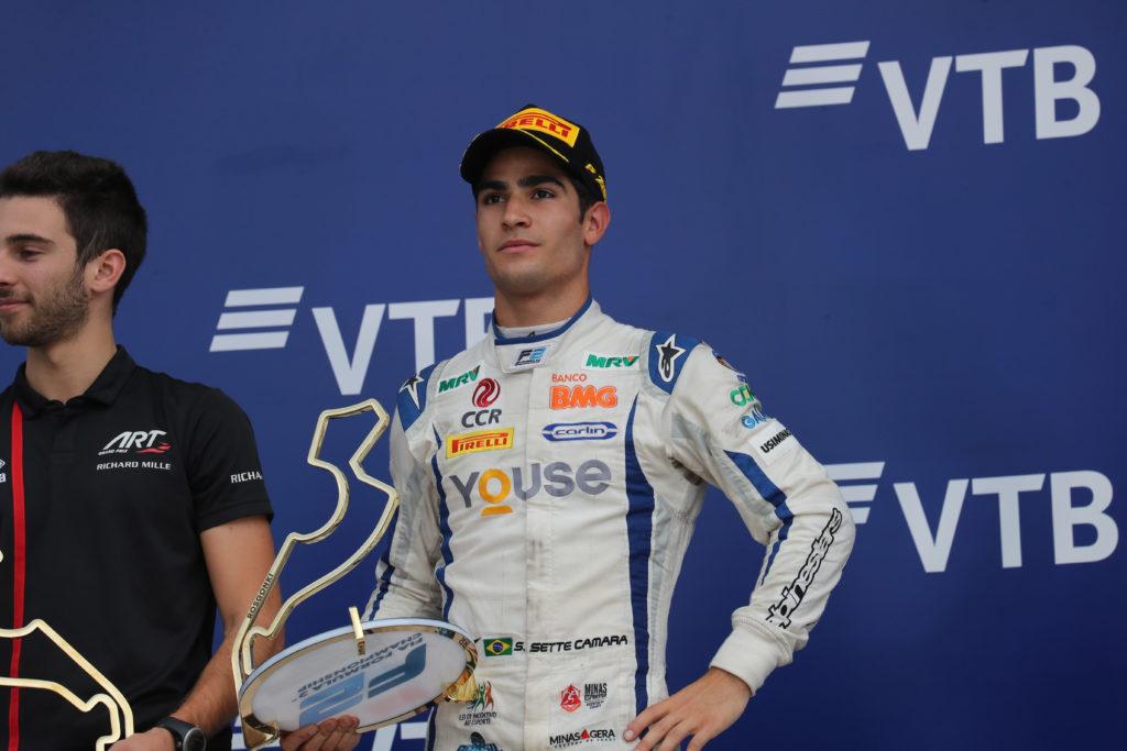 F1 | McLaren, Sergio Sette Camara entrerà a far parte del Young Driver Program