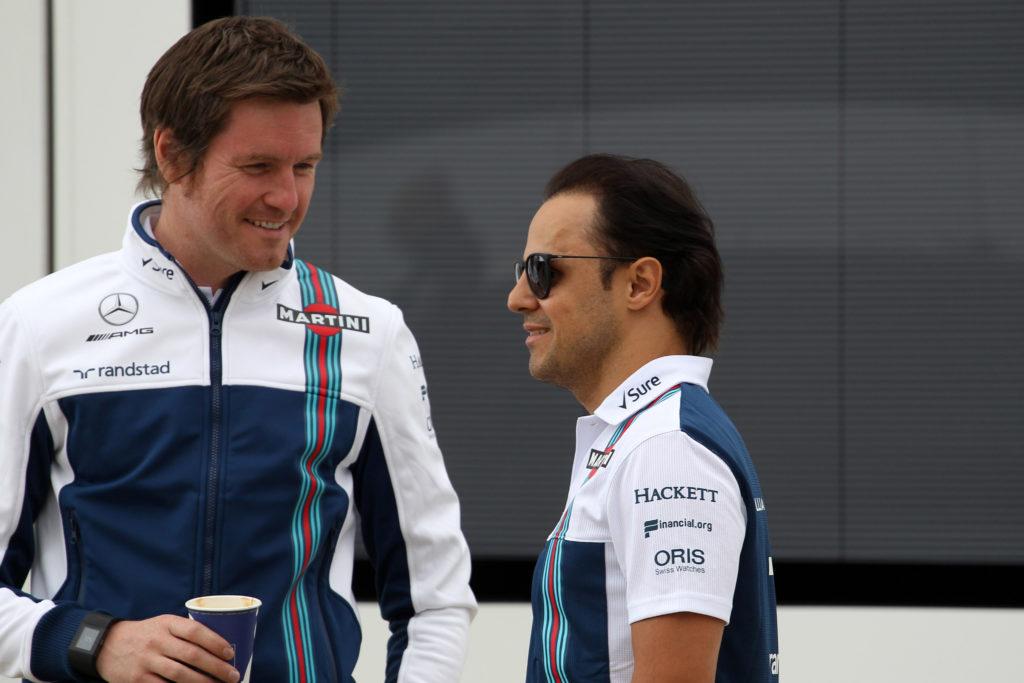 F1   Williams, Rob Smedley lascerà la squadra alla fine di questa stagione