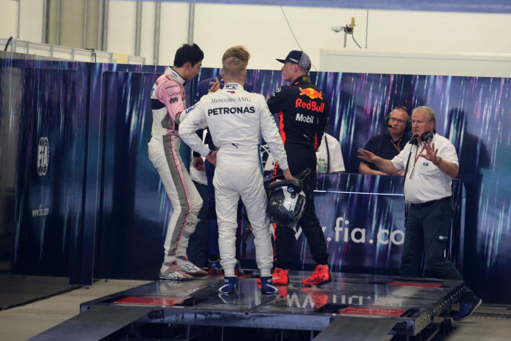 F1, dopo Interlagos aprite il caso