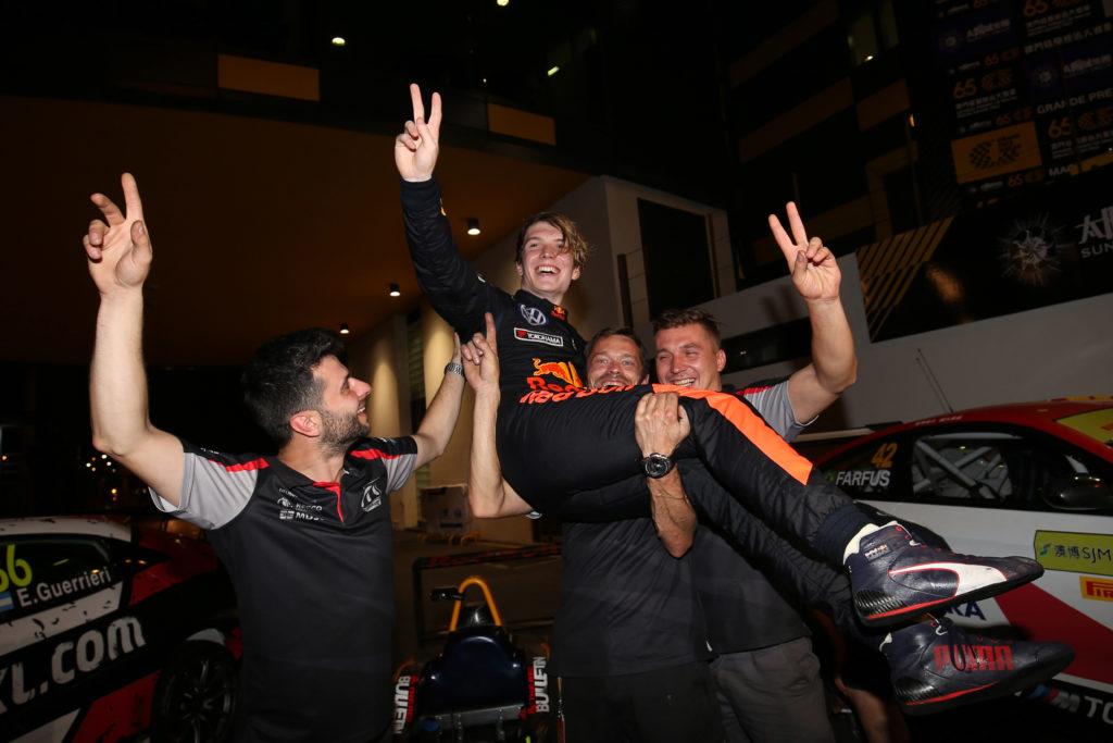 F2 | Ticktum parteciperà all'ultimo round del campionato ad Abu Dhabi