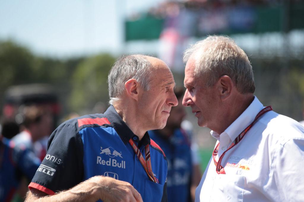 """F1   Toro Rosso, Tost sui regolamenti 2019: """"Arriveremo rapidamente al carico aerodinamico di quest'anno"""""""