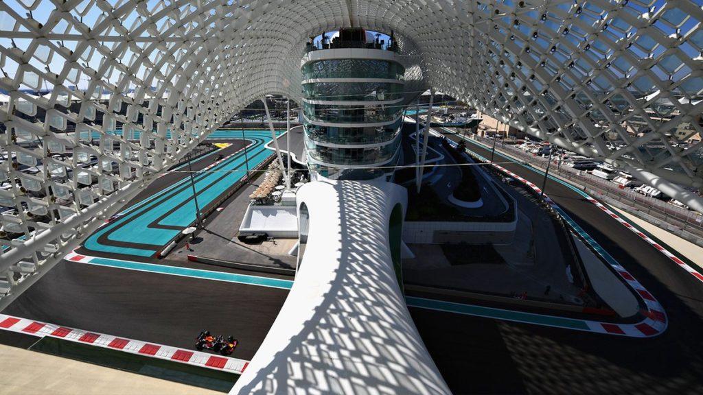 F1 GP di Abu Dhabi, Prove Libere 1: Red Bull al comando con Verstappen davanti