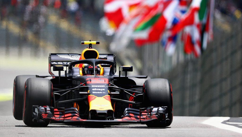 F1 GP Brasile, Prove Libere 1: Verstappen in vetta nella prima sessione
