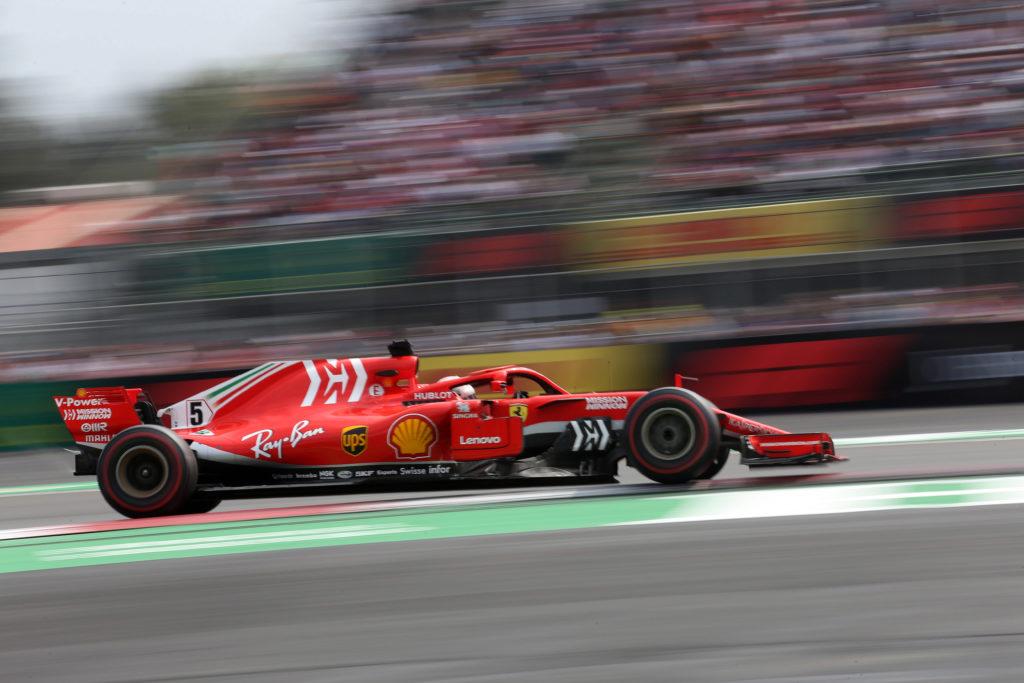 """F1   Ferrari, Vettel torna sulla morte di Marchionne: """"La squadra è rimasta sempre unita"""""""