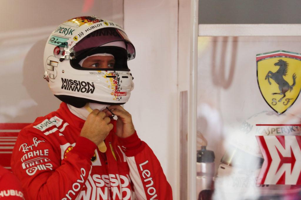 F1, Sebastian Vettel: