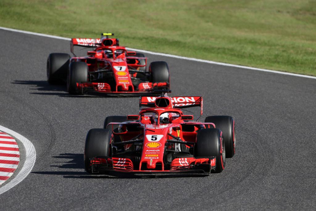 F1 | Ferrari, i numeri della stagione 2018