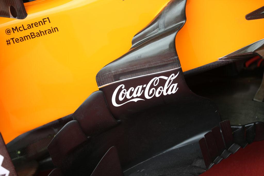Formula 1   McLaren, trattative in corso per prolungare la partnership con Coca-Cola
