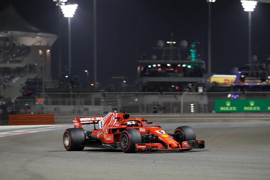 Vettel vuole vincere in F1 con Ferrari per onorare Sergio Marchionne