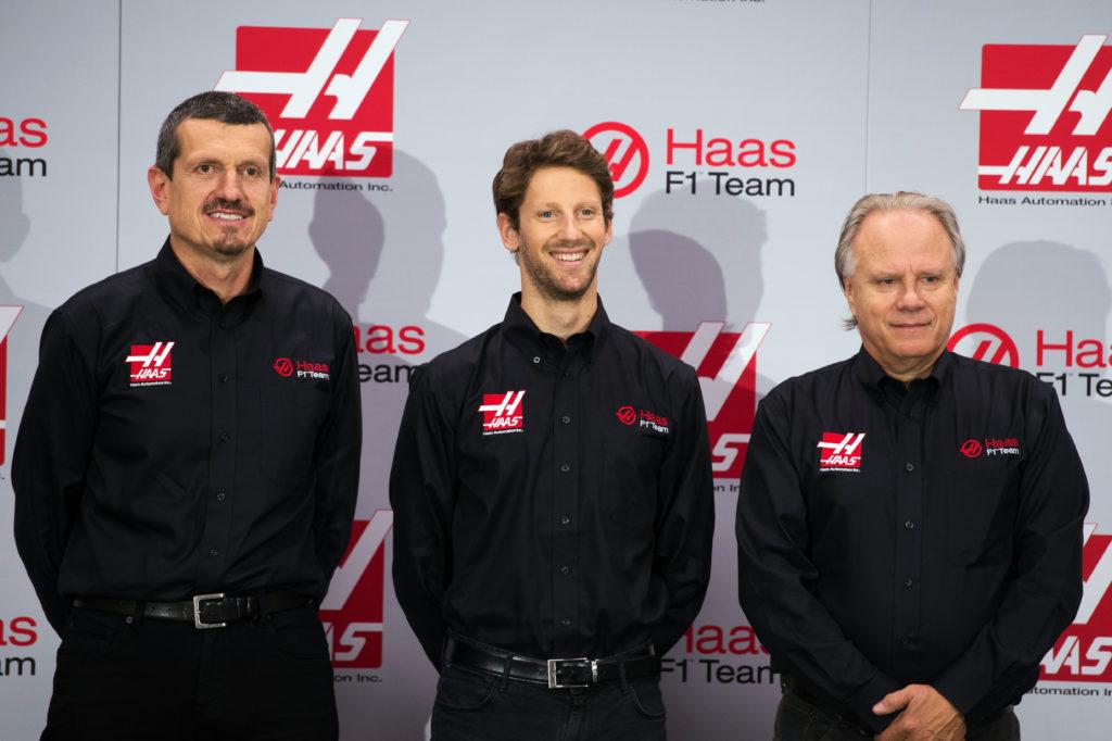 """F1   Grosjean determinato: """"La Haas non è in Formula 1 per arrivare a metà classifica"""""""