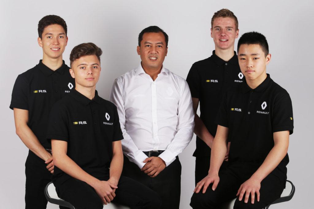 F1 | Renault pronta a valutare la promozione di un giovane entro la stagione 2021