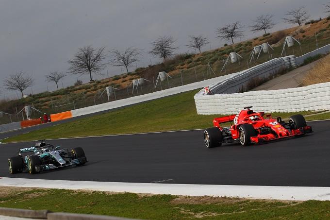 F1   I test invernali 2019 saranno trasmessi su F1TV
