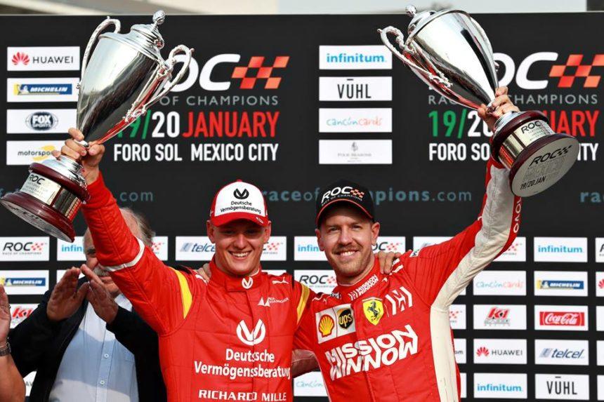 """Jean Alesi sull'entrata di Mick Schumacher nella Ferrari Driver Academy: """"Sono felice, se lo merita"""""""