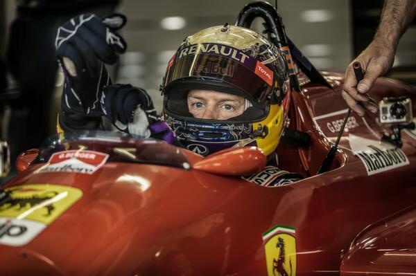 F1 | Quando Vettel testò per la prima volta una Ferrari