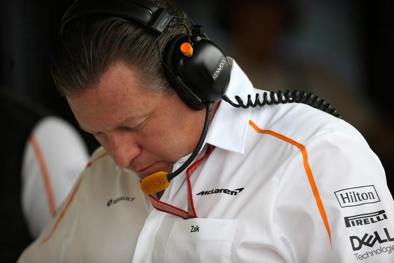 F1 | McLaren annuncerà nuovi sponsor questo mese