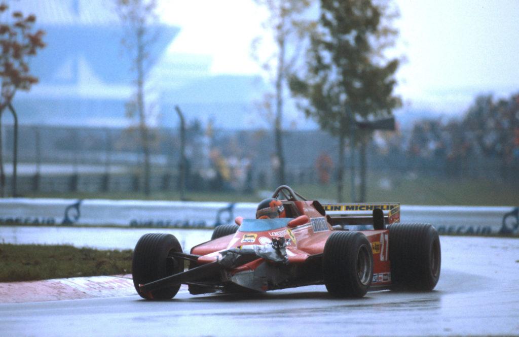 F1 | L'account Twitter della Formula Uno celebra Gilles Villeneuve con l'impresa nel GP del Canada 1981