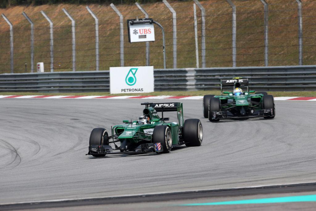 F1 | Gli amministratori della Caterham hanno pagato in parte gli ex dipendenti del team