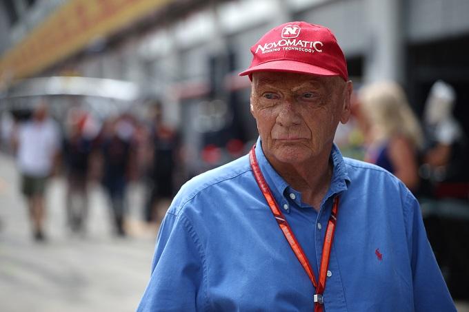 Apprensione per Niki Lauda. Il campione di F1 è ricoverato