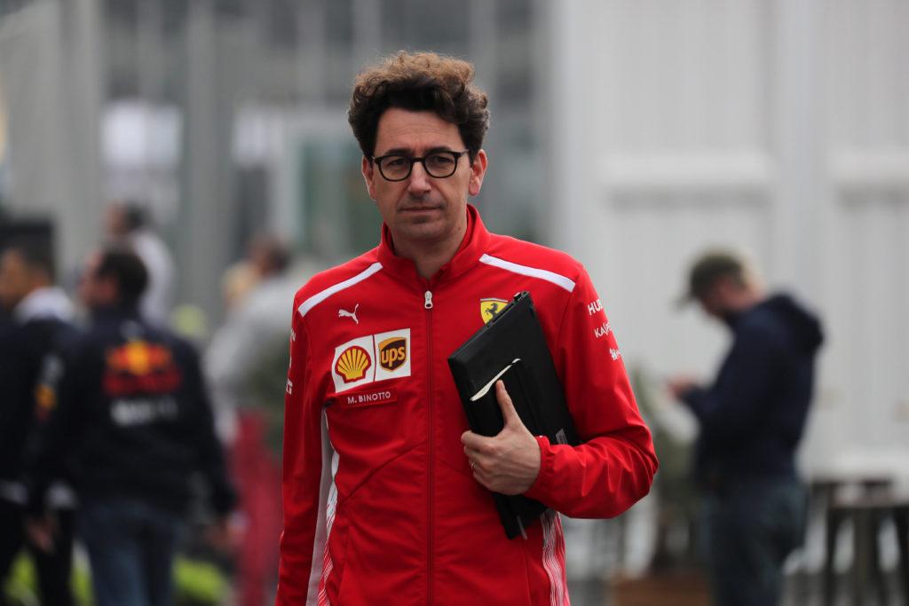 """Ferrari, Binotto: """"Abbiamo scelto Schumacher per il talento e per le qualità umane e professionali"""""""