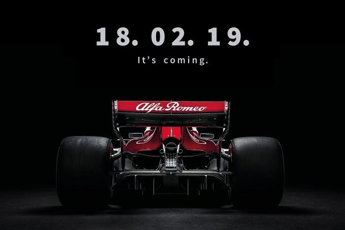 F1 | Ufficiale: la Sauber 2019 sarà presentata il 18 febbraio a Barcellona