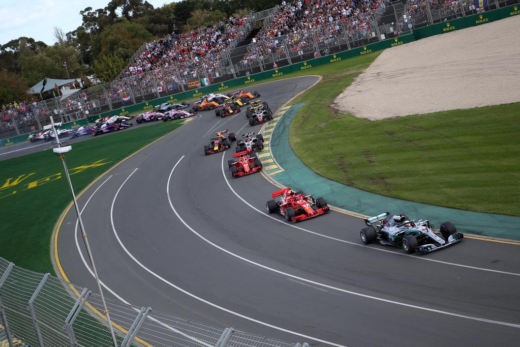 Gran Premio di Australia, Melbourne: una piccola anteprima