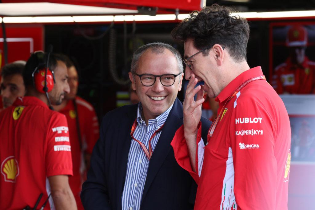 Formula 1 | Ferrari, Camilleri vicino all'addio. Possibile il ritorno di Stefano Domenicali?