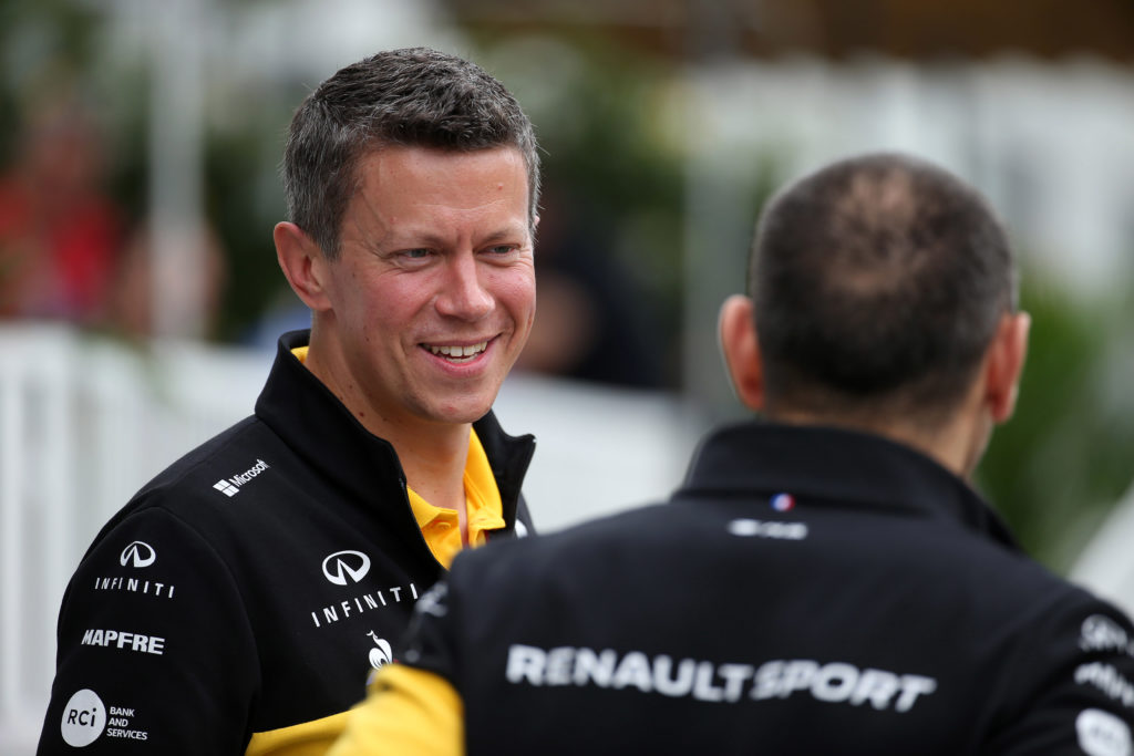 "Formula 1 | Renault, Budkowski rivela: ""La RS18 sarà completamente nuova"""
