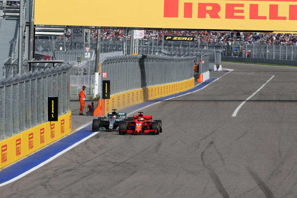 Formula 1 | GP Russia, in programma una nuova asfaltatura del tracciato in vista del 2019