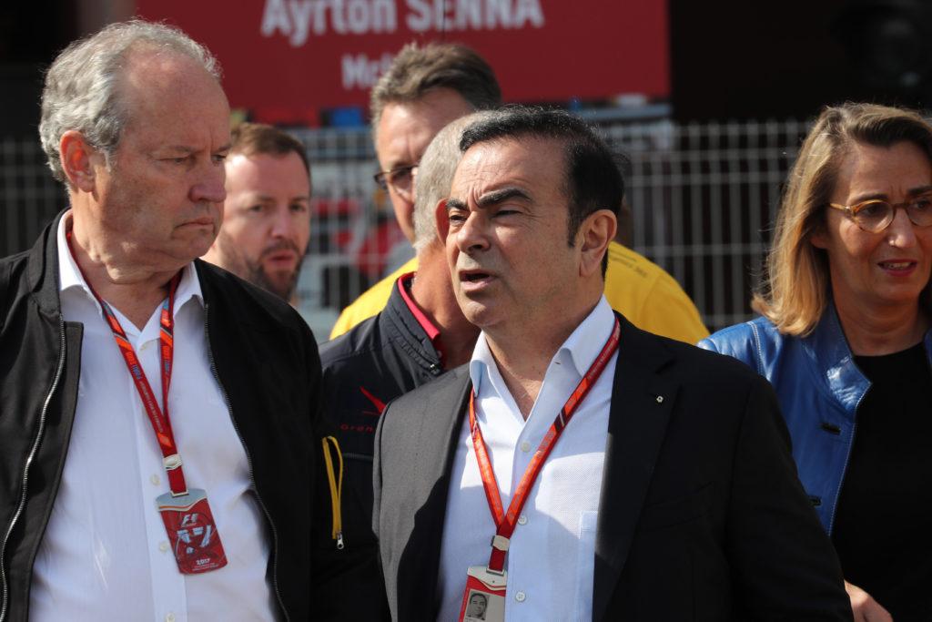 F1   Renault, Carlos Ghosn rassegna le dimissioni dal ruolo di presidente e amministratore delegato