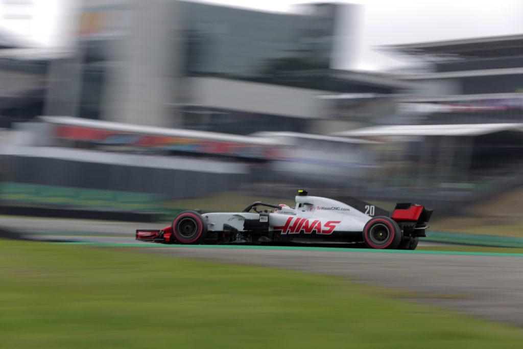 "F1   Haas, Magnussen loda Grosjean: ""Più rapido di Jenson Button"""