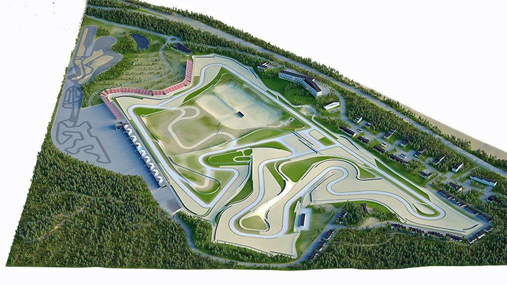 Formula 1   Finlandia in trattativa con Liberty Media per un GP al KymiRing?
