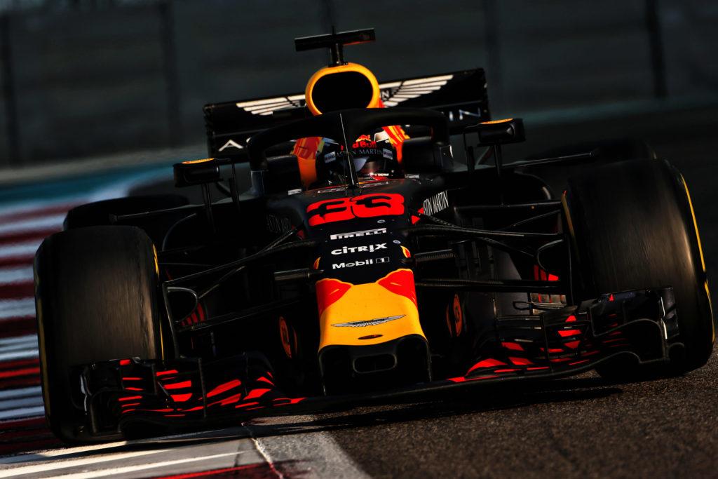 """Verstappen: """"Tenemos que llegar en un buen nivel al comienzo de la temporada"""""""