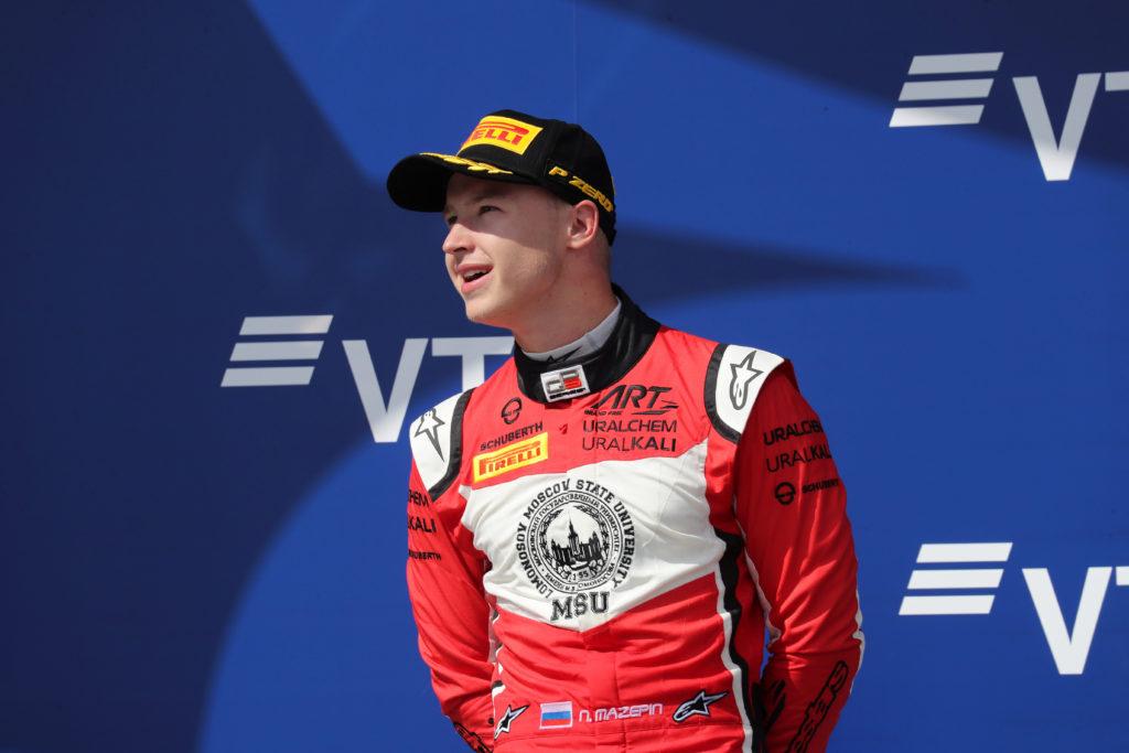 Formula 1 | Mercedes, Mazepin in pista per dodici giorni con la W08