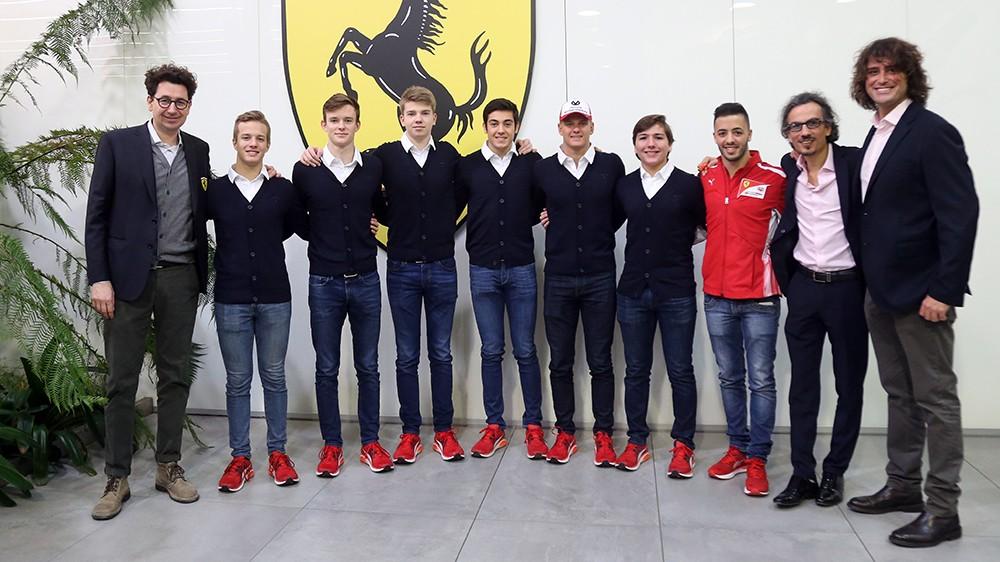 F1 | FDA, prima uscita ufficiale per Mick Schumacher da pilota della Ferrari