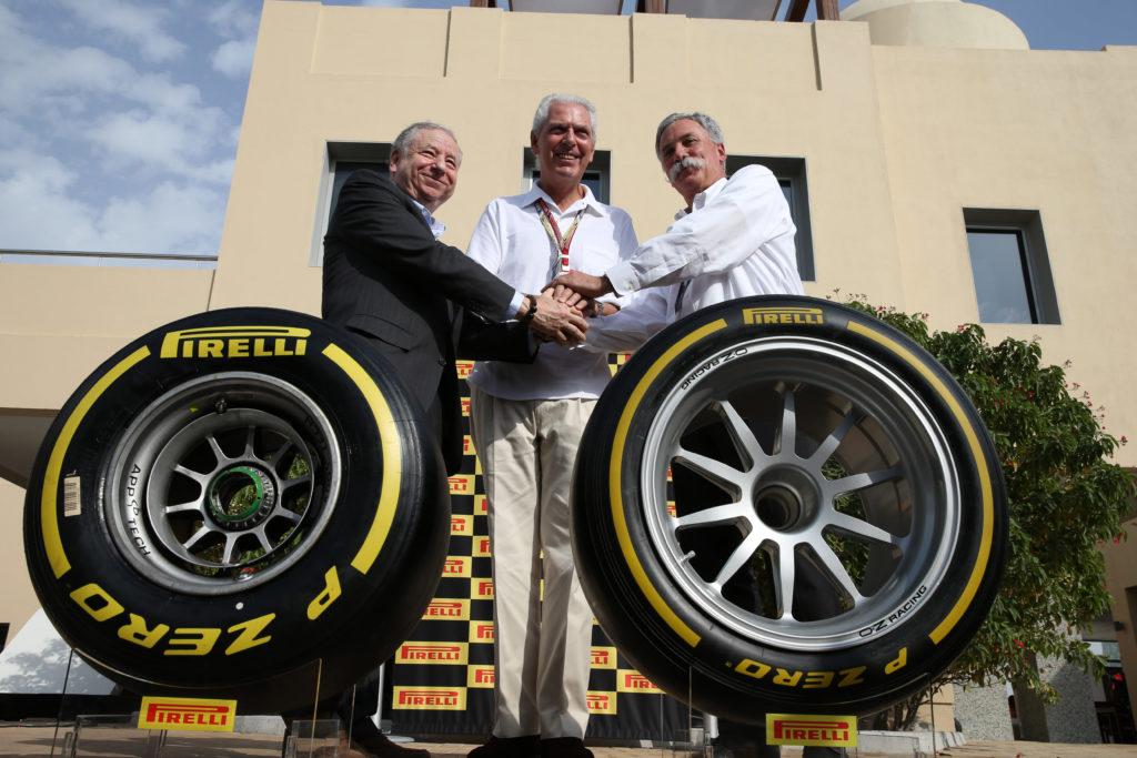 Formula 1 | Pirelli comincerà a testare i nuovi pneumatici da 18 pollici già dal mese di luglio