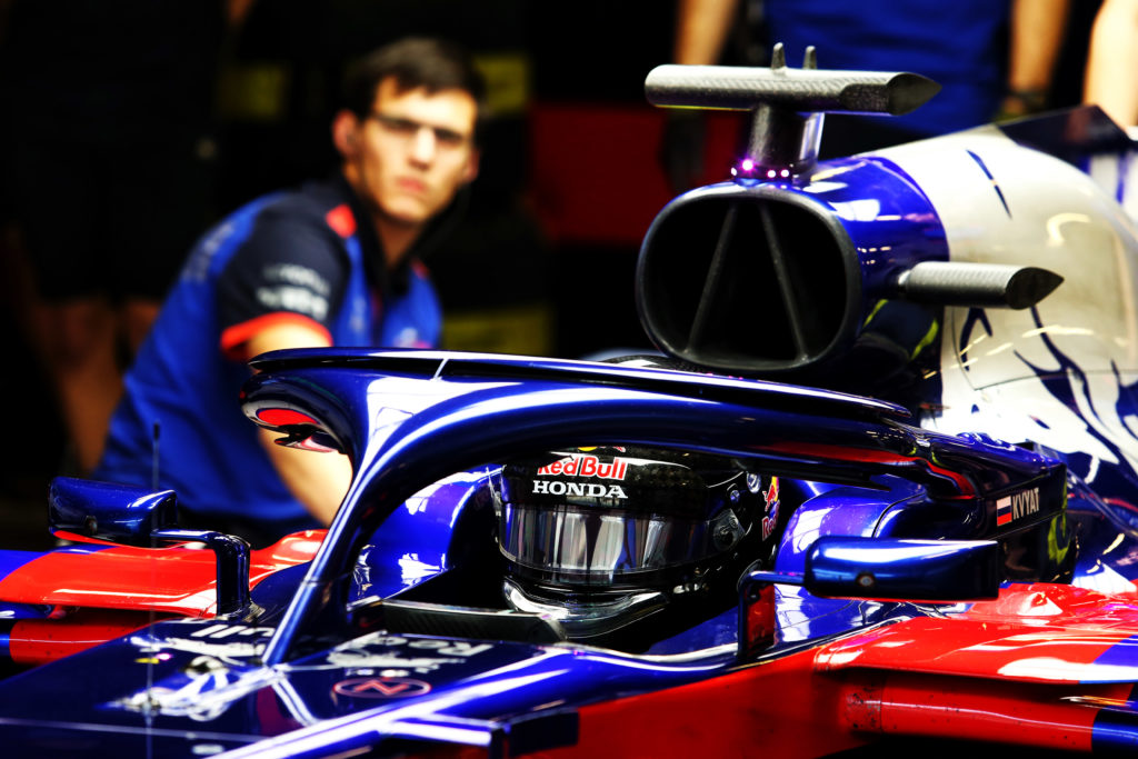 Formula 1   Toro Rosso, superate le operazioni di crash test