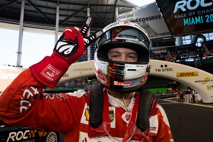 ROC | I piloti F1 impegnati nella Race of Champions 2019