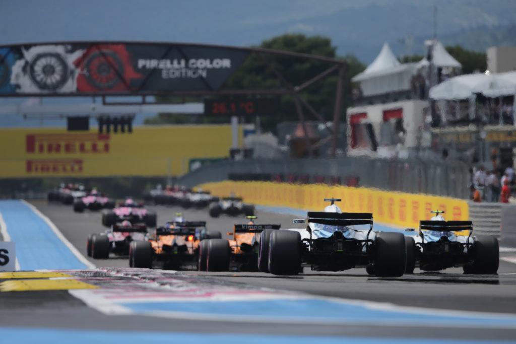 F1   Le Castellet, modificato l'ingresso in corsia box dopo le polemiche dello scorso anno