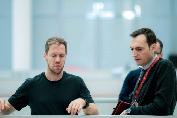 F1 | Auto Bild, Ferrari: Adami continuerà a essere l'ingegnere di pista di Vettel