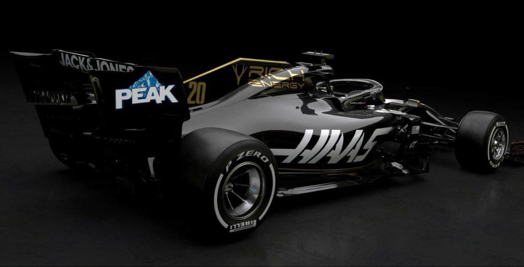 Haas F1 Team svela la livrea della monoposto 2019: la VF-19