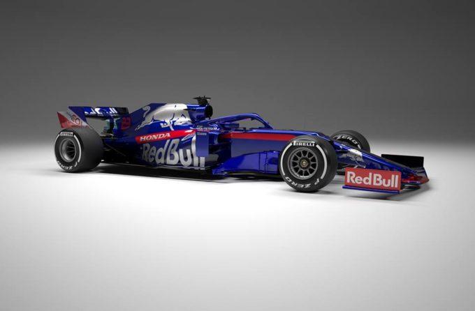 F1 | La nuova Toro Rosso utilizzerà componenti Red Bull 2018