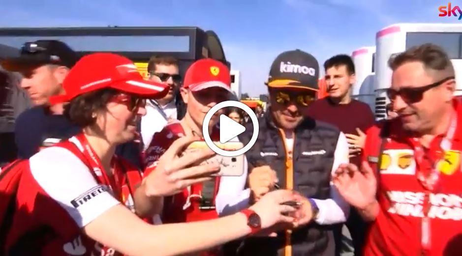 F1 McLaren: Alonso ambasciatore, correrà nei test