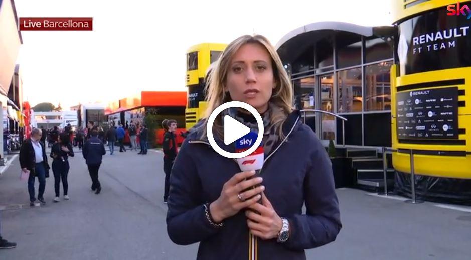 F1 Test | A Norris il Day 1, Vettel quarto: cambio motore per la Mercedes [VIDEO]