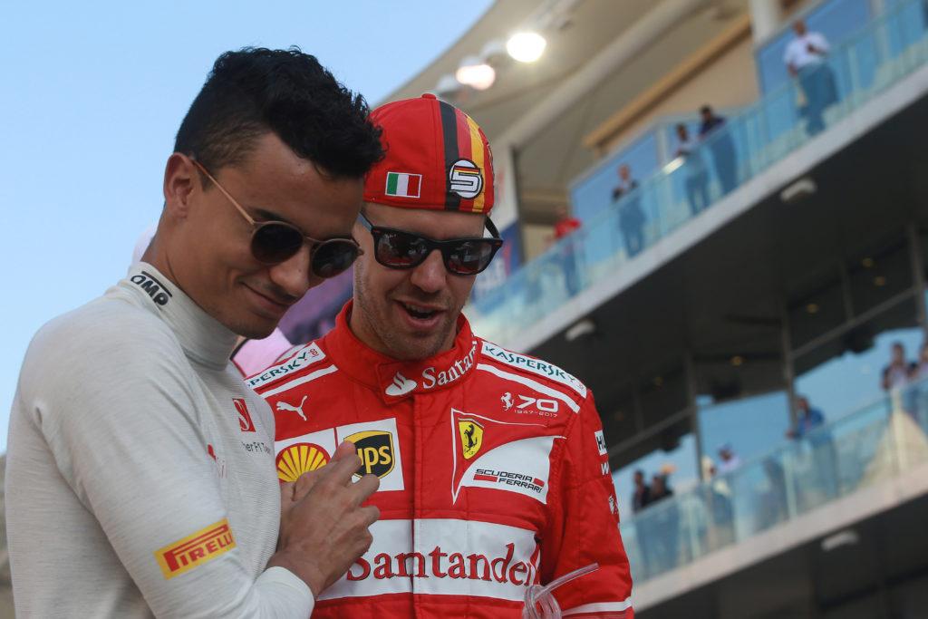 """F1   Ferrari, Wehrlein: """"Farò del mio meglio per aiutare Vettel e l'intera squadra a vincere il campionato"""""""