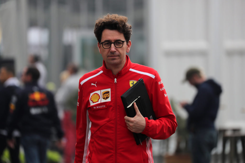 F1 | Auto Bild, Ferrari: clima più disteso con Binotto team principal