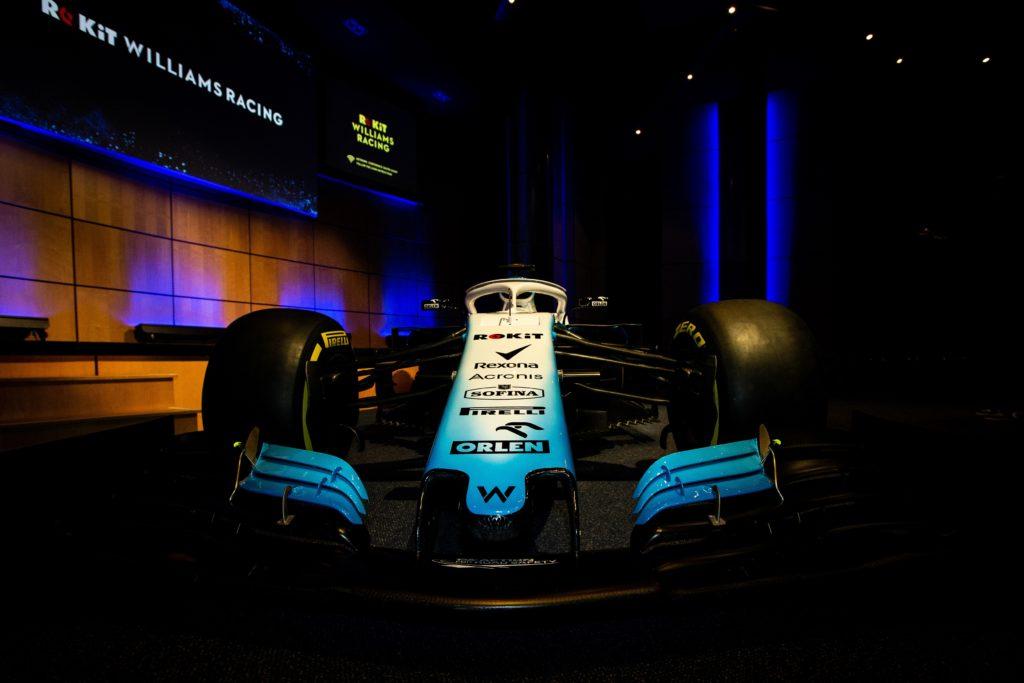 Formula 1   Williams, cancellato il filming day previsto per sabato