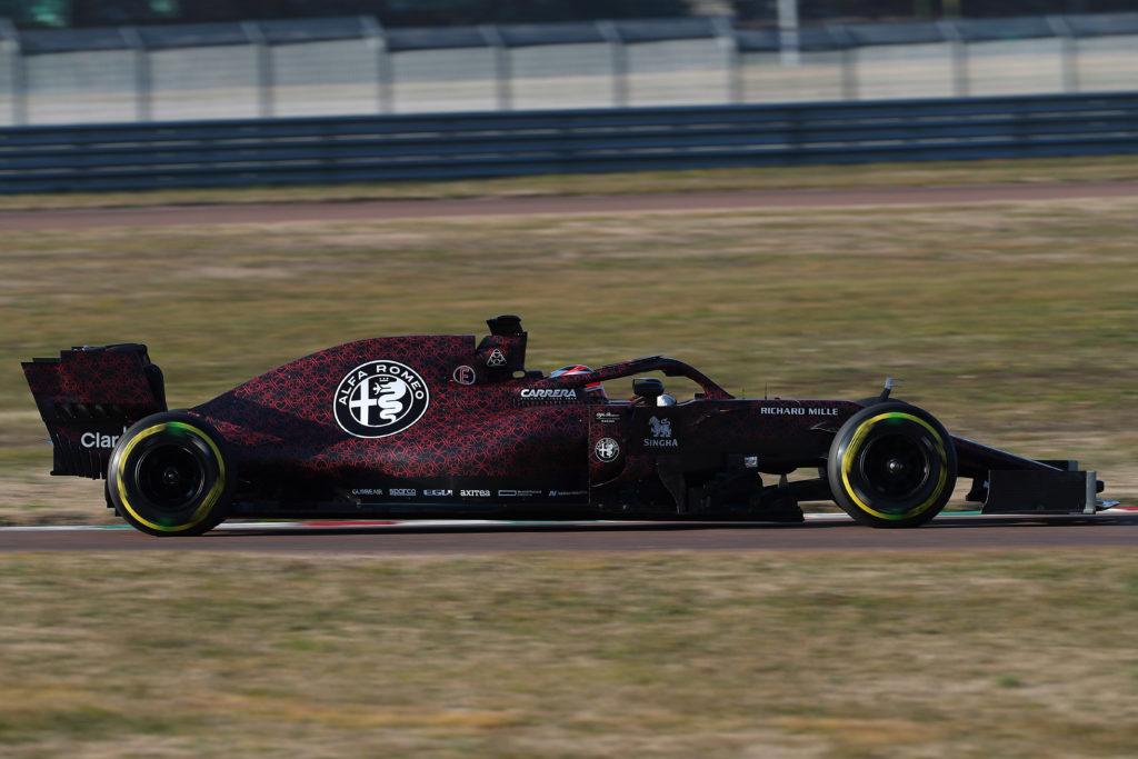 Formula 1 | Alfa Romeo, primi giri per Raikkonen