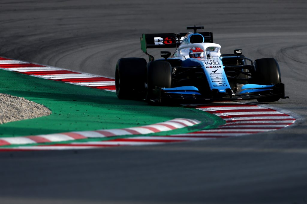 "F1 Testing | Williams, Russell: ""Tutto è andato come previsto"""